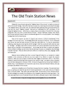 2011 08 newsletter