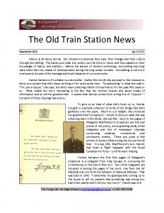 2012 04 newsletter