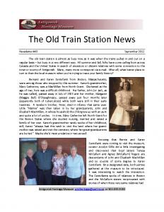 2012 09 newsletter