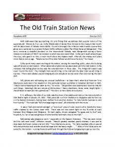 2013 10 newsletter