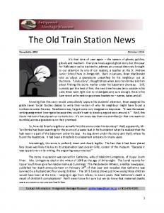2014 10 newsletter