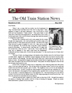 The Old Train Station News -103