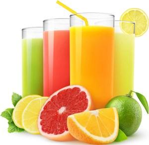 Le jus de fruit fait grossir !