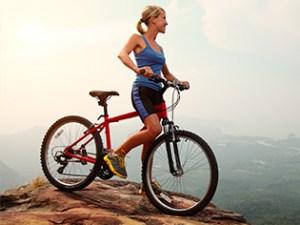 le vélo pour dépenser 500 calories