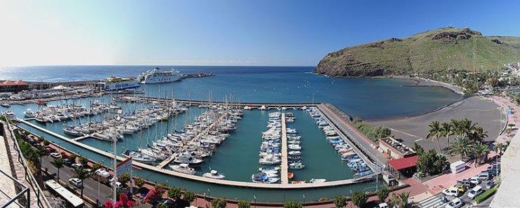 San Sebastian de La Gomera Marina