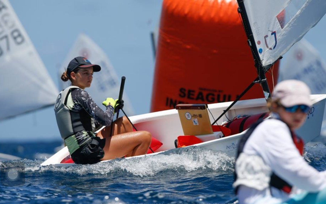 NOR – Antigua Optimist Open
