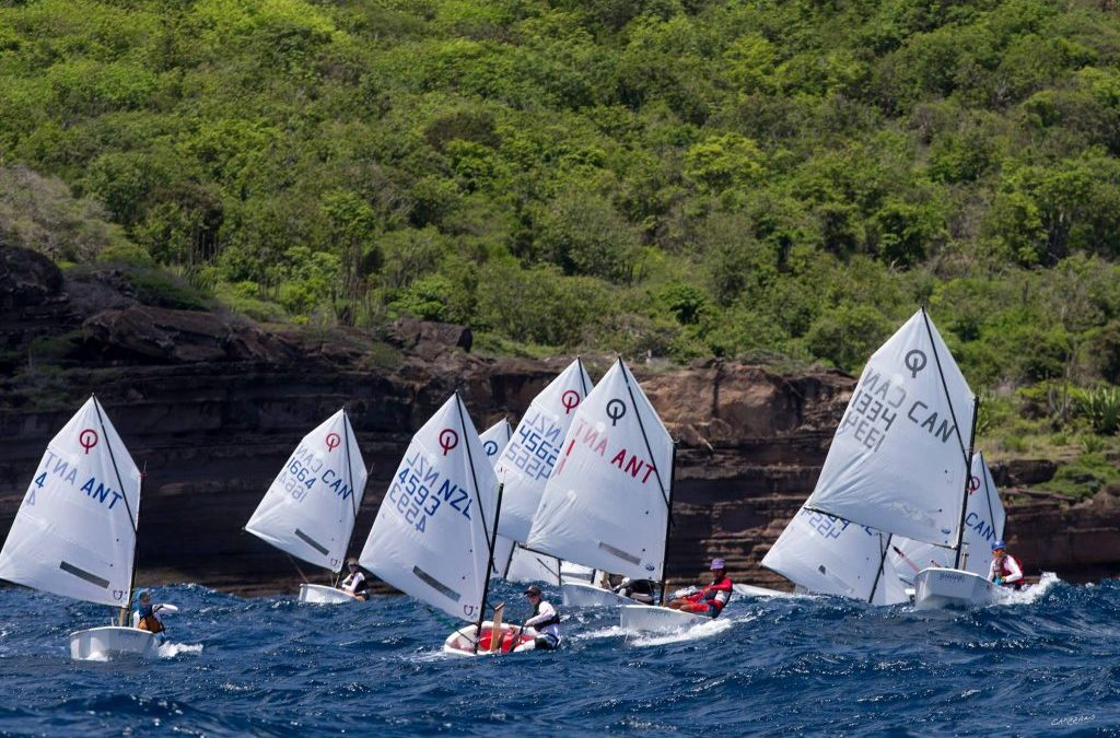 Optimist Worlds coming to AYC!