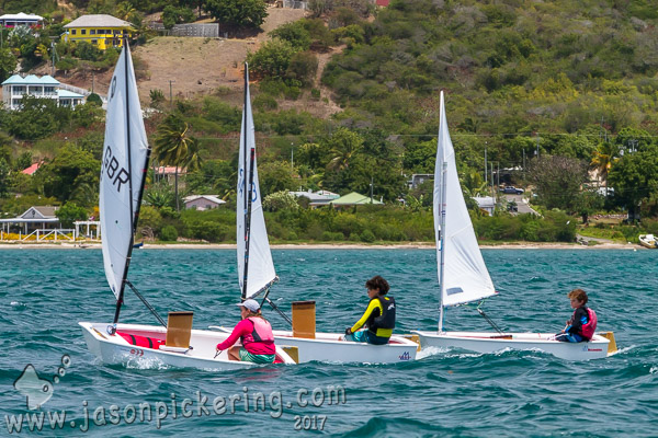 Youth Sailing Program Fall Semester