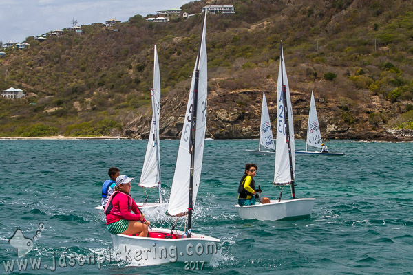 Mini Regatta Series Score Sept17 – Dec17