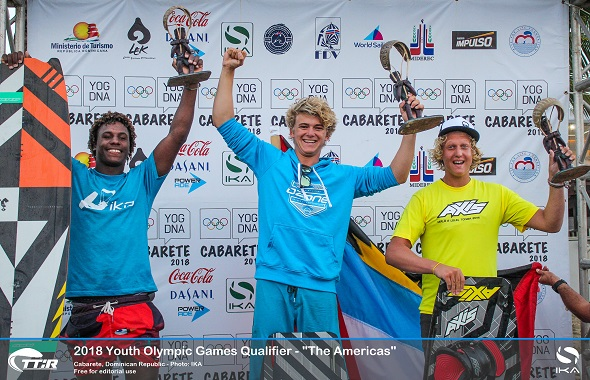 AYC Member Tiger Tyson Wins Olympic Qualifier