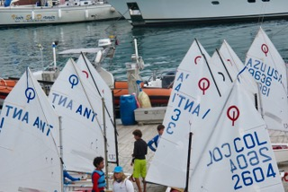 17th Annual Laser Open & 2nd Annual Optimist Open Race Results