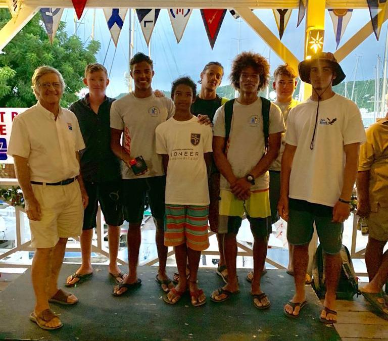 Press Release: Budget Marine High Tide Series Race