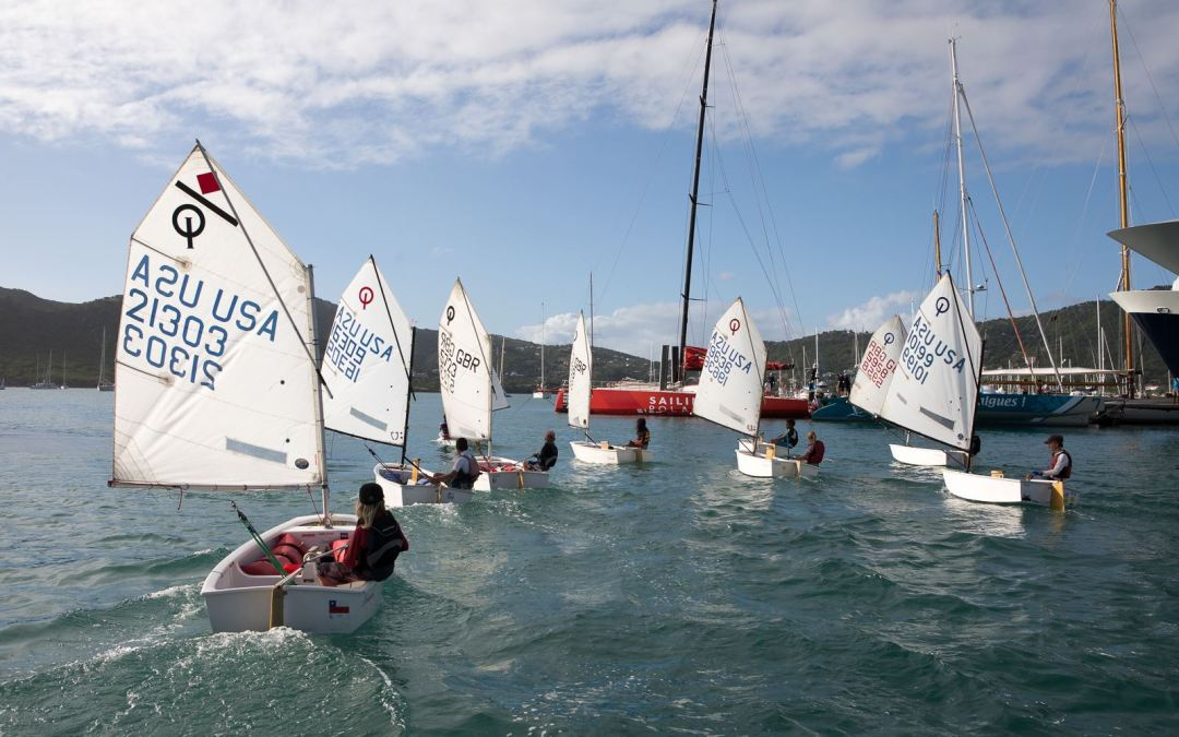 Qualifiers for Optimist Worlds and Youth Worlds – Click Here
