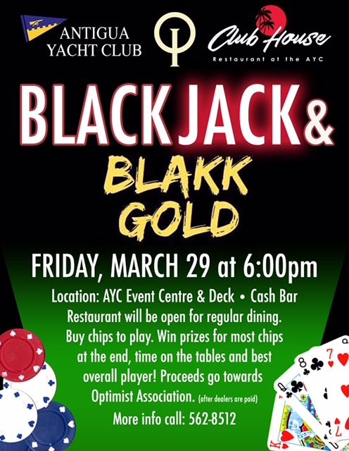 Black Jack & Black Gold