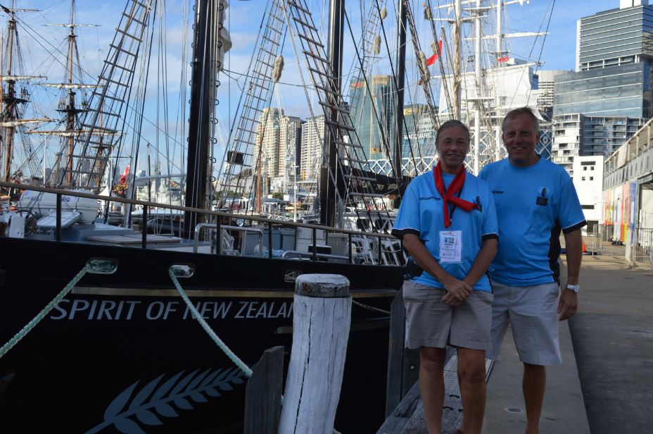 From planes to sails: How 2 ex Royal Air Force Officers are helping the Optimist World Championship run smoothly