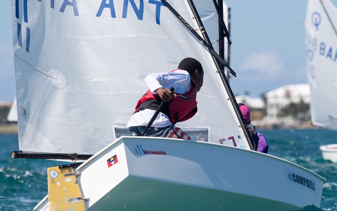 Optimist North American Championship Bahamas Report