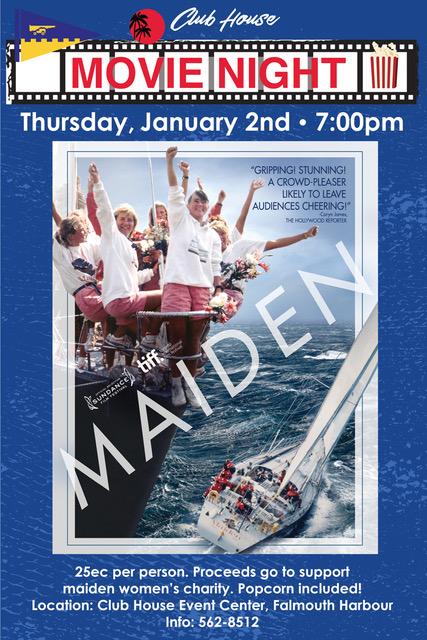 The Film: Maiden Movie Night