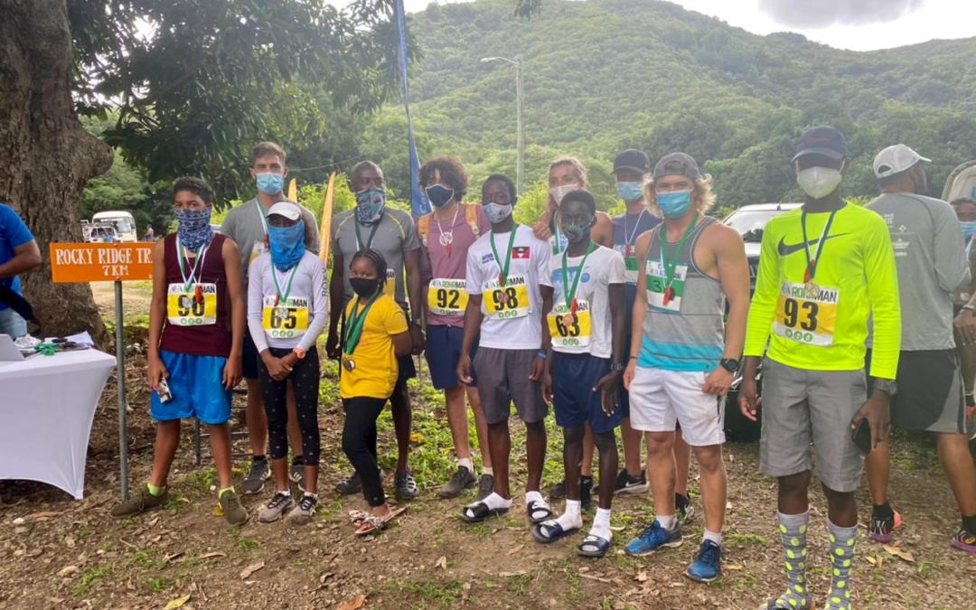 AYC Sailors Participated in the Rocky Ridge Challenge