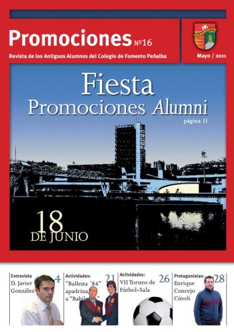 Revista promociones 16