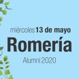 13 de mayo, romería Alumni 2020