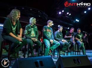 Kirk Von Hammett's Fear FestEvil 2015