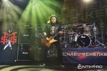 Michael Schenker Fest - Chris Glen