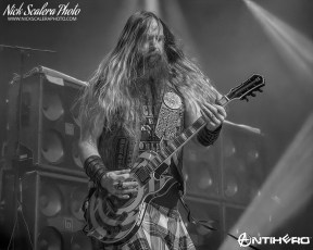 Black Label Society performed at The Wellmont Theater on 10-5-2019.