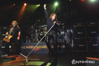 Michael Schenker Fest - Chris Glen, Doogie White