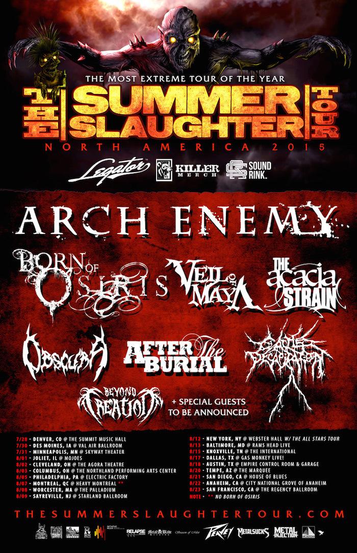 Summer Slaughter 2015