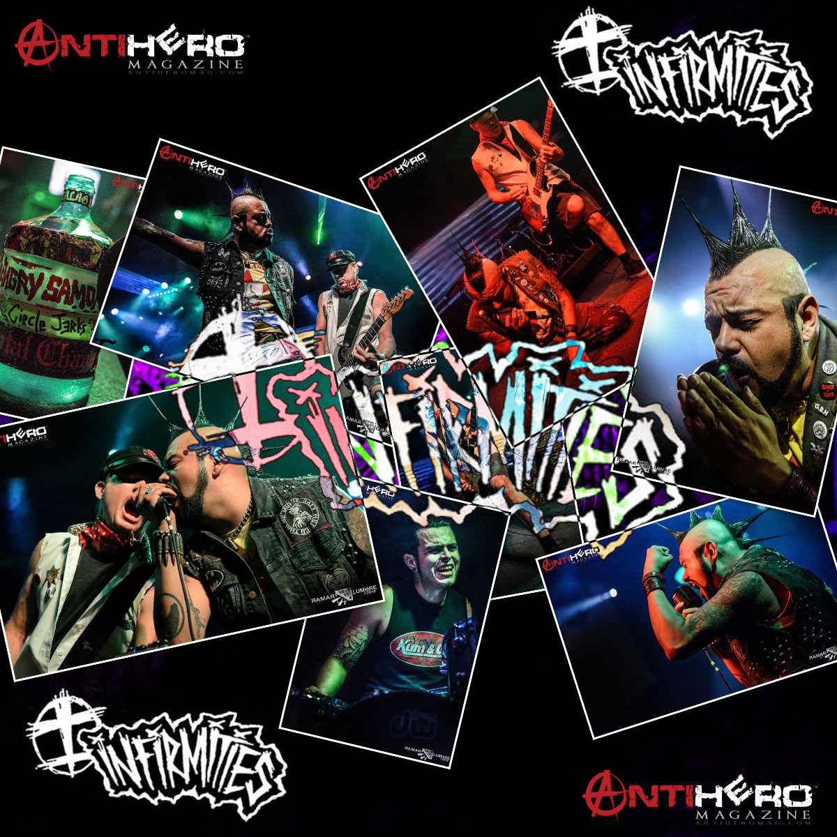 infirmities