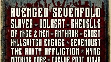 Revolution Rock Festival