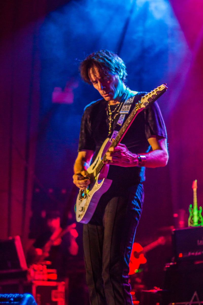 Concert Review Steve Vai At The Ritz In Manchester Uk