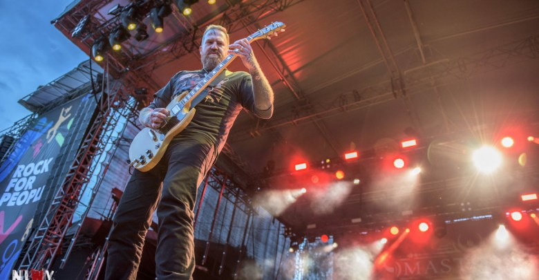 Mastodon Rock For People 2017