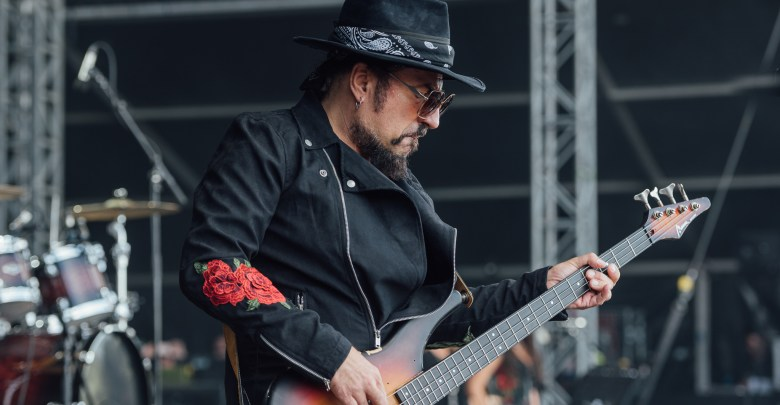 Fabrizio Grossi of SUPERSONIC BLUES MACHINE