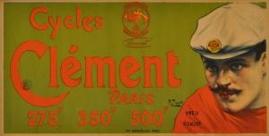 Cycles Clement Gentleman