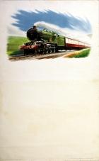 Steam Engine King George IV