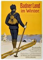 Badner Land im Winter