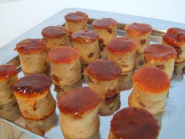 Pan Bolo (Brood pudding)