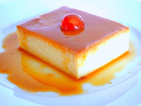 Antilliaanse Crème Brûlée (Kesio)