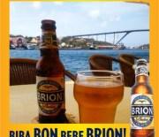 BRION bier – Serbes di Korsou!