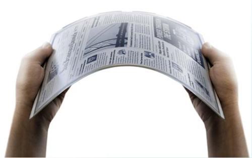 Skiff bendable eink reader ipad ereader telwin amajorc