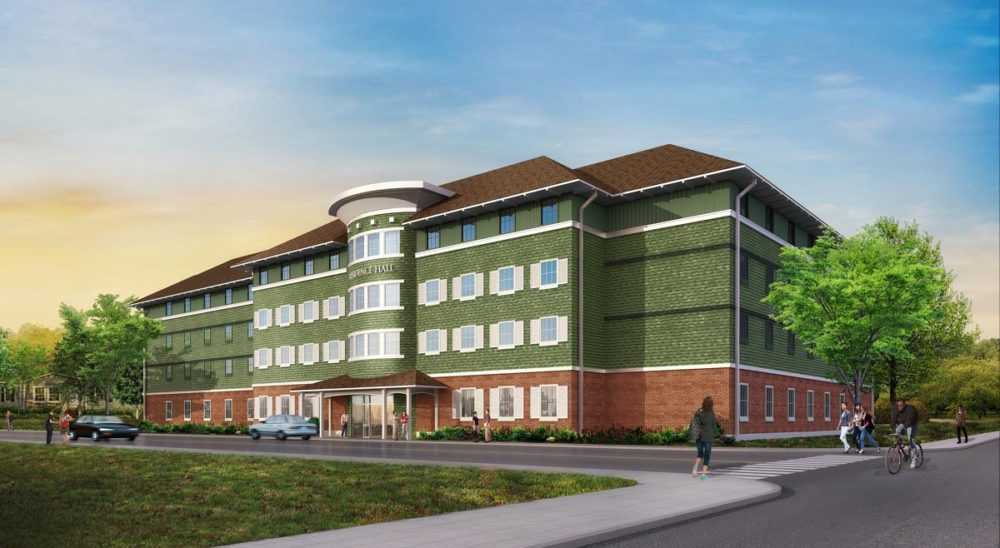 New Residence Hall for University of Bridgeport