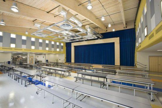 Antinozzi Associates, Geraldine Johnson Elementary School, Bridgeport Connecticut