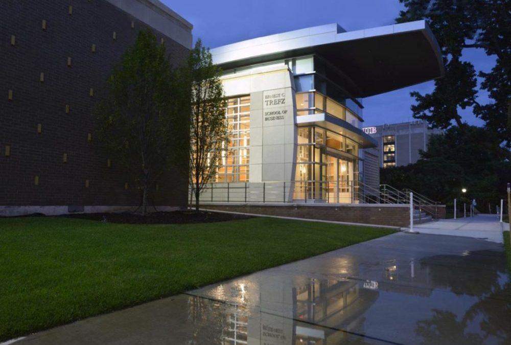 University of Bridgeport School of Business Completion