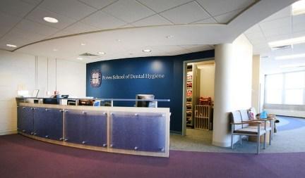 University of Bridgeport – Fones School of Dental Hygiene, Education Architecture, Antinozzi Associates