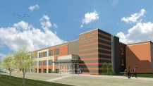 West Haven High School Education Architecture