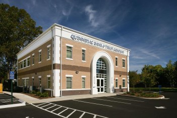 Antinozzi Associates, Financial Architecture, Quinnipiac Bank and Trust, Hamden, CT