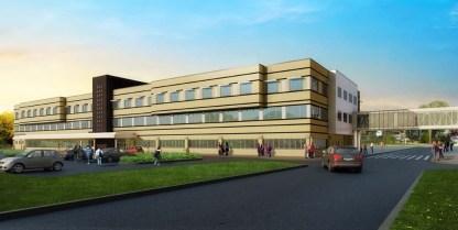 Stratford HS_Building A