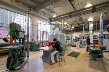 Eli Whitney Technical High School, Educational Architecture, Antinozzi Associates