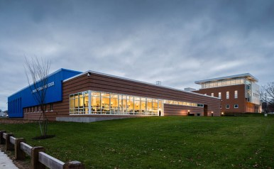 Eli Whitney Technical High School, Educational Architecture, Antinozzi Associates
